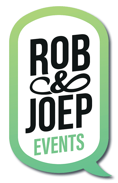 Logo Rob en Joep Events