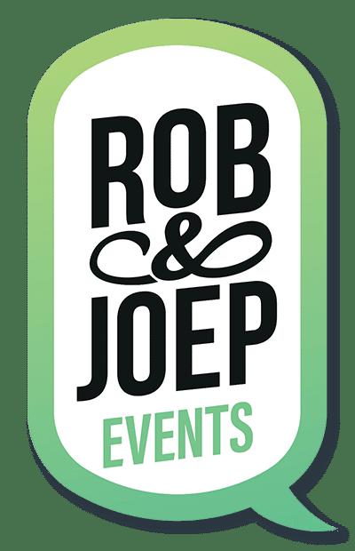 Logo Rob en Joep Events